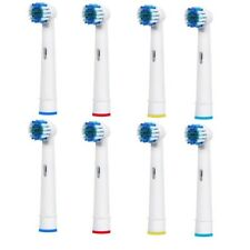 4/20 Electric Tooth Brush Replacement Heads Fit For Oral B Vitality Teeth White