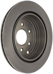 Rear Brake Rotor For 2005-2012 Nissan Pathfinder 2007 2008 2011 2010 Centric