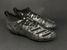 adidas Adizero 8.0  Casual Other Sport  Shoes Silver Mens Size 9.5 Three Stripes