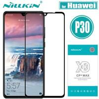 Nillkin XD CP+ Max Protector For Huawei P30 Tempered Glass Film Screen Cover