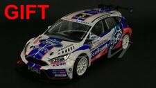Car Model Ford All New Focus Racing Race Car 1:18 + SMALL GIFT!!!!!!!