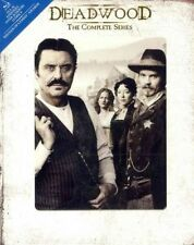 Deadwood The Complete Series (2004) 2004 Timothy Olyphant 13 Disc Blu-ray