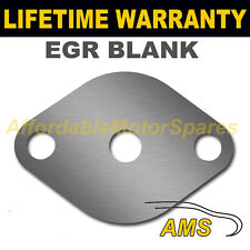 FORD TRANSIT MONDEO TDCI DIESEL EGR VALVE BLANKING PLATE 1.5MM THICK STEEL HD