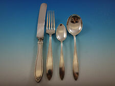 Fiesta by Hallmark Sterling Silver Flatware Set Service 26 pieces Dinner Size
