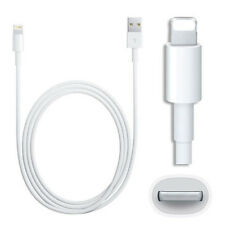 CHARGEUR POUR IPHONES 8 7 6S PLUS 5S SE 5C 5 CABLE USB DATA SYNCRO IPAD AIR IPOD