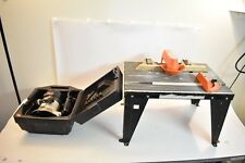 Vintage Sears / Craftsman #171.25443 Router Table & Craftsman #315.17480 Router