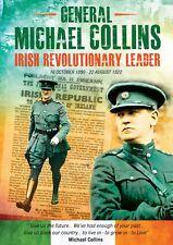 Exclusive A4 Commemorative Michael Collins Poster - Irish Revolutionary Leader