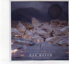 (FB695) Kan Wakan, Midnight Moon - 2014 DJ CD