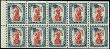 #S6a 1958 25c Savings Stamp Booklet Pane With Covers Mint-Og/Nh-Vf/Xf