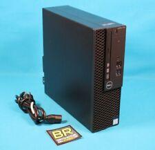 Dell Optiplex 3050 SFF Desktop Intel i3-7100 3.9GHz 8GB DDR4 128GB SSD Win10