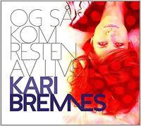KARI BREMNES - OG SA KOM RESTEN AV LIVET  CD NEU