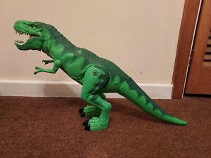 Argos Walking Roaring  T-Rex Dinosaur with Eyes that Light Up.