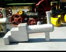 Model Steam Traction Engine Casting 1970 vin approx HO Hot Wheels Matchbox scale