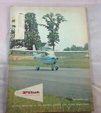 Setting Montgomery Count Airpark    AOPA Pilot Magazine  Airplane Aviation