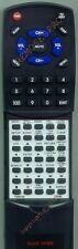 Replacement Remote for TOSHIBA DVR610, DVR620, DVR620KU, 79103680