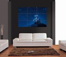 DISNEY PIXAR WALL-E STARLIGHT UNIQUE Vector Giant Wall Art Print Picture Poster