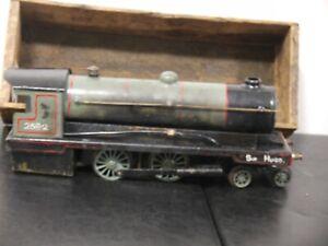 BOWMAN 234 O GAUGE LIVE STEAM LOCOMOTIVE LOCO ENGINE TRAIN  working boxed