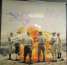 Phish Signed Autograph Trey Anastasio COA