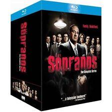 Title The Sopranos Box Set DVDs & Blu-rays