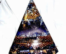 Orgone Energy Harmonizer XL Pyramid and Pendant Made to Order