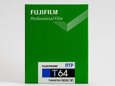 Fuji Fujifilm Fujichrome T64 RTP 10.2X12.7 cm (4X5) - 10 sheets 10x12