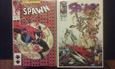 Spawn comic book lot