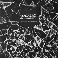 LOCRIAN - THE CRYSTAL WORLD - CD, 2010 - PROMO