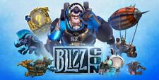 BlizzCon 2017 Virtual Ticket In-Game Goodies Code SAME DAY **TRUSTED SELLER**