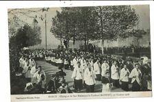 CPA-Carte Postale-FRANCE - Nancy- Obsèques en 1906 du Cardinal Mathieu  VM7069