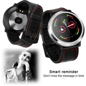 Bluetooth Smart Watch Steps Count Pedometer For Android iPhone Samsung S9 S8Plus