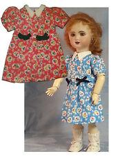 Pattikins Bleuette Presentation 1946 Dress & Bloomers Kit Price Reduced