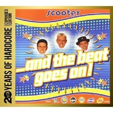 SCOOTER - ...AND THE BEAT GOES ON!-20 YEARS OF HARDCORE 3 CD TECHNO DISCO NEU