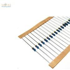 500 Metal Layer Resistors 470 Ohm 0,6w led leds 12V
