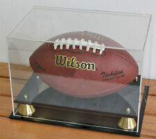 ULTRA CLEAR, UV Protect Football Display Case Stand Holder, AC-FB05