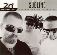 20th Century Masters - The Millennium Collection: The Best of Sublime [PA] by Sublime (Rock) (CD, Oct-2002, Gasoline Alley)