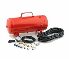 Smittybilt XRC 2.5 Gallon Air Tank w/ Fittings, Gauge, Hose, & Hardware 99210-2