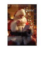 Personalizado Tarjeta de Navidad - Tradicional Santa Claus Navidad