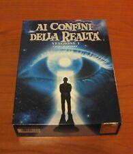 DVD - Ai Confini Della Realta' - Stagione 1 - 5 DVD - 36 episodi - Come Nuovo -