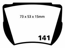 DP4141R EBC Yellowstuff Front Brake Pads for ASTON MARTIN GORDON KEEBLE