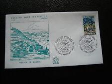 ANDORRE (francais) - enveloppe 1er jour 13/6/1987 (ransol) (cy63) andorra (A)