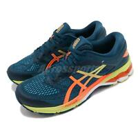 Asics Gel-Kayano 26 Mako Blue Sour Yuzu Men Running Shoes Sneakers 1011A712-400