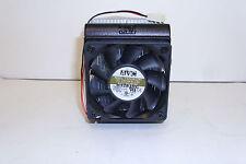 NEW AVC Cooler Ball Fan DC 12V~0.15A & Heatsink Assembly 3-Pin