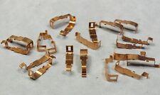 HO Slot Car Parts - Tyco 440 / 440x2 Pickup Shoe Lot of 10 sets - Brand New !!!