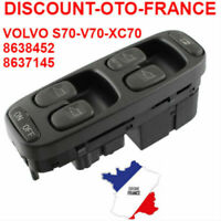 platine Commande bouton leve vitre  Volvo V 70  -  8638452 neuf