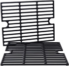 """Cast Iron Cooking Grates Grid 2-Pack 14 1/8"""" for Masterbuilt Gravity 560 Grill"""