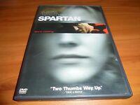 Spartan (DVD, Widescreen 2004)