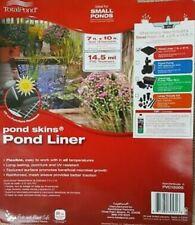 TotalPond Skins Small Pond Liner 7 ft x 10 ft 14.5 mil PVC12005
