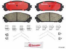 Brembo Disc Brake Pad fits 2008-2008 Toyota Highlander  MFG NUMBER CATALOG