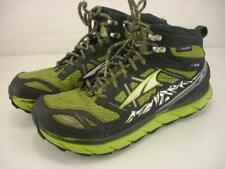Altra Men's sz 9 M Lone Peak 3 Mid Neo Trail Running Shoes Boots Polartec Green