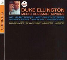 Coleman Hawkins-Duke Ellington Meets Coleman Hawkins CD NEW